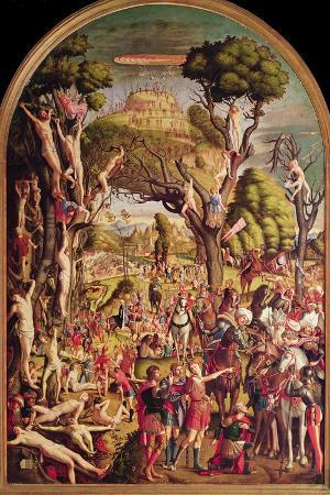 vittore-carpaccio-the-crucifixion-and-the-glorification-of-the-ten-thousand-martyrs-on-mount-ararat