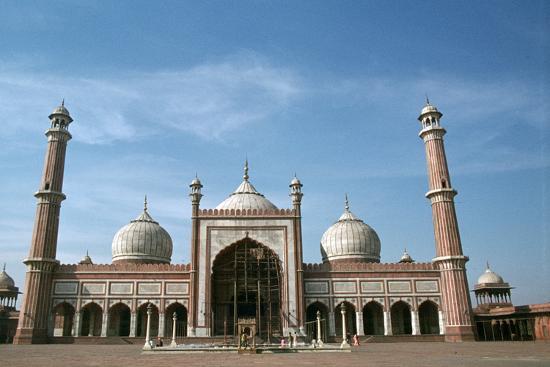 vivienne-sharp-jama-masjid-delhi-india
