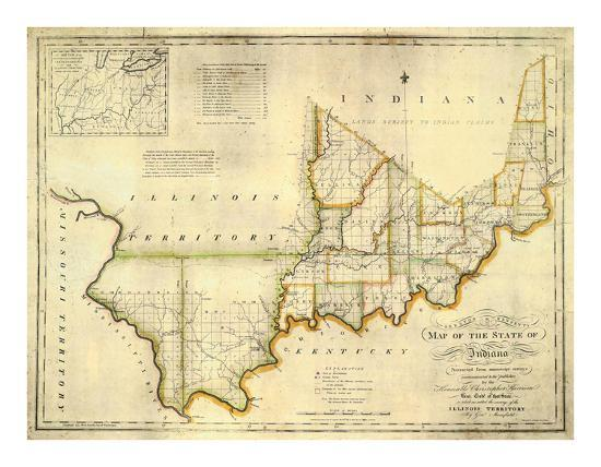 w-shelton-the-state-of-indiana-c-1817