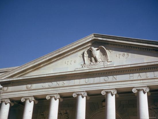 walker-evans-imperial-washington-portfolio-dc-views-1952-constitution-hall-facade-detail