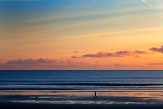 walking-the-dog-tramore-county-waterford-ireland