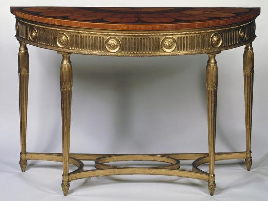 wall-table-with-legs-and-stretchers-in-gilded-wood-inlaid-and-painted-top-united-kingdom