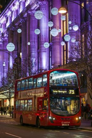 walter-bibikow-england-london-soho-oxford-street-chirstmas-decorations-and-london-bus