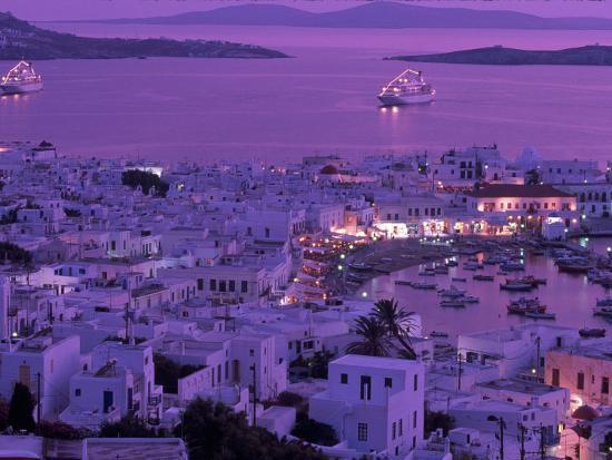 walter-bibikow-mykonos-town-at-night-mykonos-greece