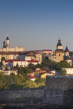 walter-bibikow-romania-bucovina-region-suceava-view-from-the-citadel-dawn