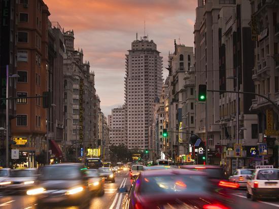 walter-bibikow-spain-madrid-centro-area-gran-via-looking-towards-the-torre-de-madrid-and-plaza-de-espana