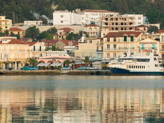 walter-bibikow-sunrise-view-of-waterfront-zakynthos-ionian-islands-greece