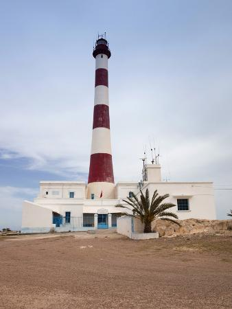 walter-bibikow-taguermes-lighthouse-sidi-mahres-beach-houmt-souq-jerba-island-tunisia