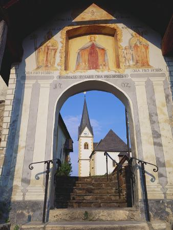 walter-bibikow-the-church-at-maria-worth-karnten-austria