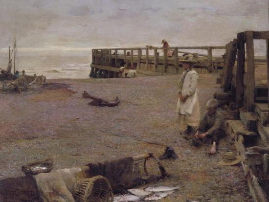 walter-frederick-osborne-an-october-morning-1885