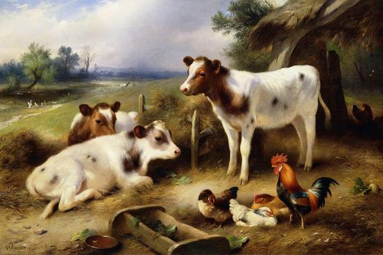 walter-hunt-farmyard-friends-1923