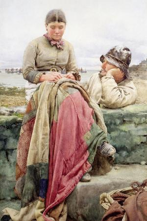 walter-langley-lover-and-his-lass-1884