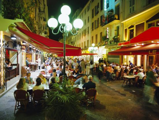 walter-rawlings-open-air-cafes-and-restaurants-nice-cote-d-azure-provence-france-europe