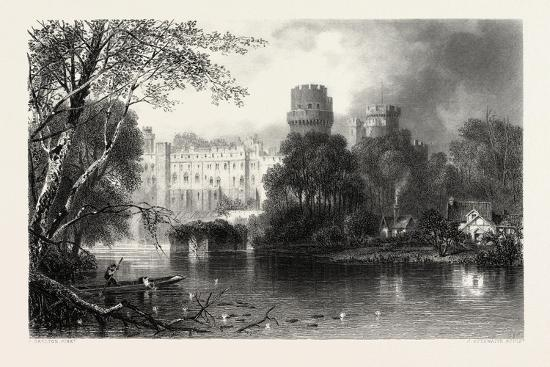 warwick-castle-uk-19th-century