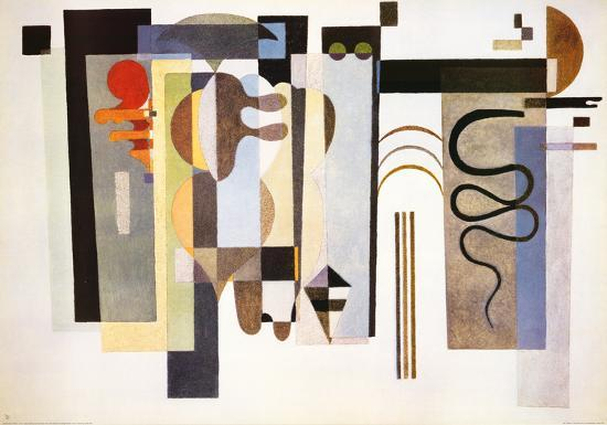 wassily-kandinsky-two-green-points