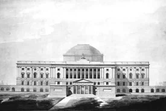 watercolor-drawing-of-the-u-s-capitol