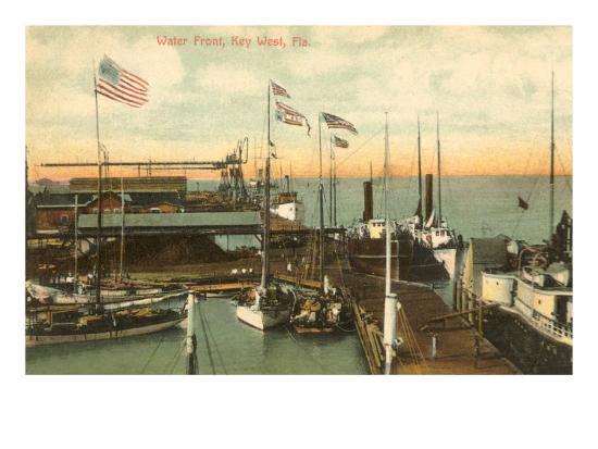 waterfront-key-west-florida