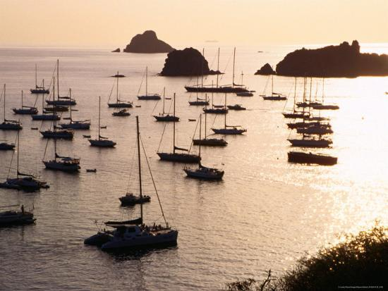 wayne-walton-boats-moored-at-sunset-gustavia-st-barts