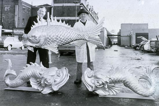 weather-vanes-billingsgate-market-c1981