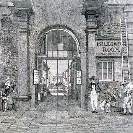 western-entrance-to-exeter-change-westminster-london-1829
