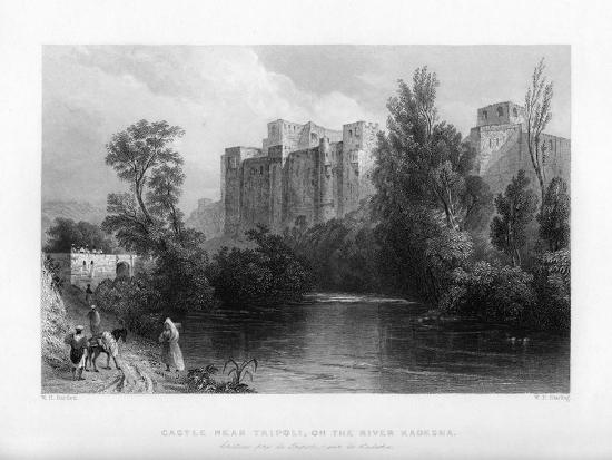 wf-starling-a-castle-near-tripoli-on-the-river-kadesha-libya-1841