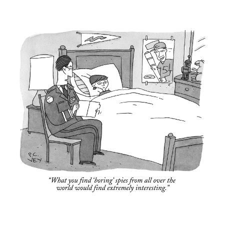 what-you-find-boring-spies-from-all-over-the-world-would-find-extremely-new-yorker-cartoon