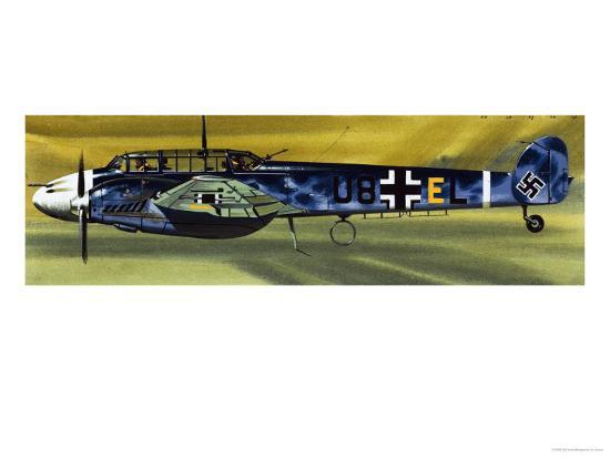 wilf-hardy-into-the-blue-german-aircraft-of-world-war-ii