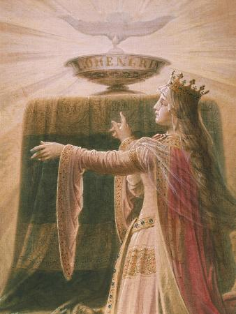 wilhelm-hauschild-the-miracle-of-the-grail-from-the-lohengrin-saga-salon