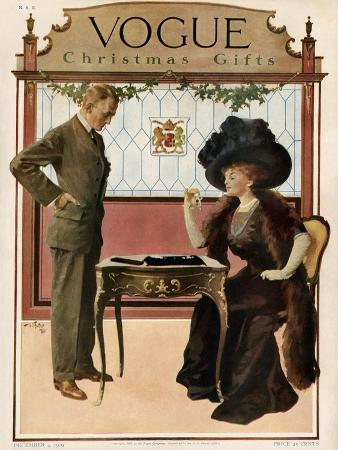 will-foster-vogue-cover-december-1909