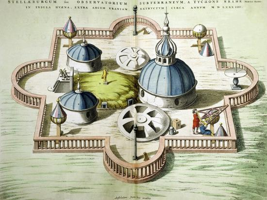 willem-and-joan-blaeu-general-view-of-the-observatory-of-uraniborg-constructed-circa-1584-by-tycho-brahe