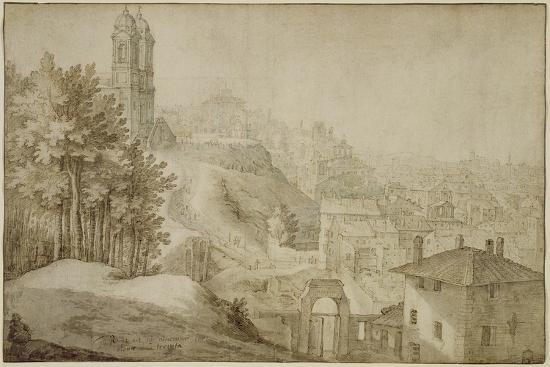 willem-van-nieulandt-pd-516-1963-view-of-trinita-dei-monti-rome-1603