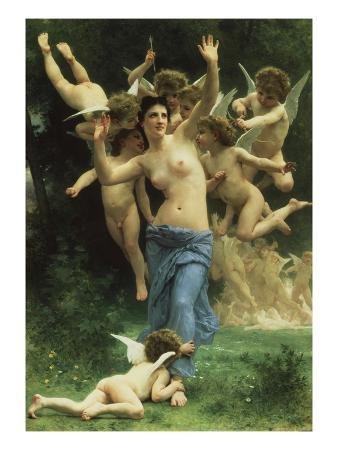 william-adolphe-bouguereau-invading-cupid-s-realm