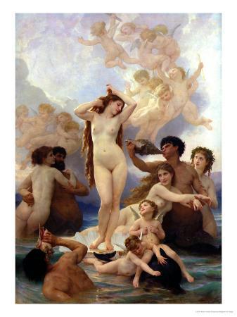 william-adolphe-bouguereau-the-birth-of-venus-1879
