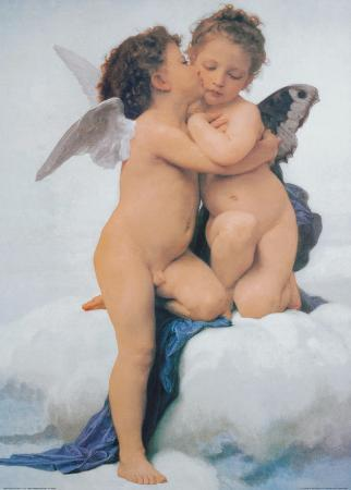 william-adolphe-bouguereau-the-first-kiss