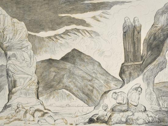 william-blake-the-circle-of-the-falsifiers-dante-and-virgil-covering-their-noses-because-of-the-stench