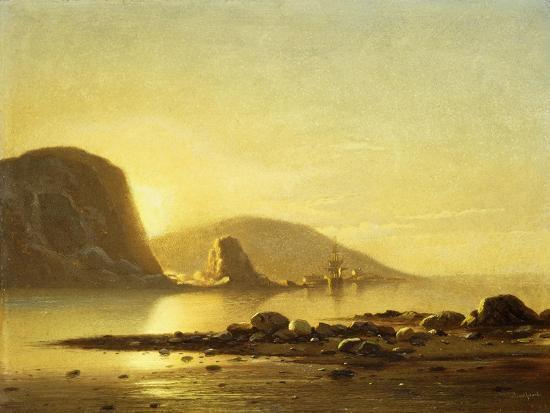 william-bradford-sunrise-cove
