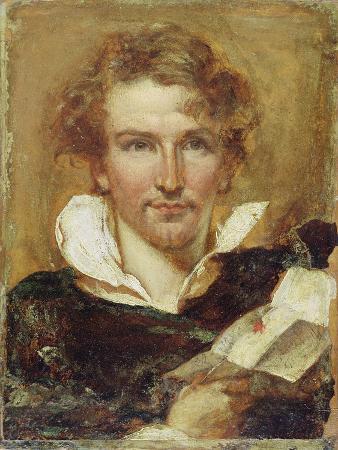 william-etty-self-portrait-1823-oil-on-paper-on-panel