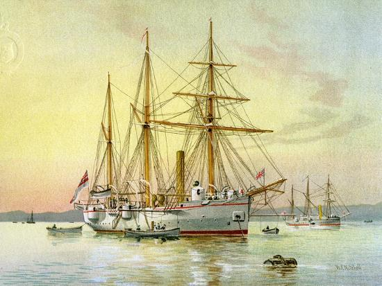 william-frederick-mitchell-hms-bramble-royal-navy-1st-class-gunboat-c1890-c1893