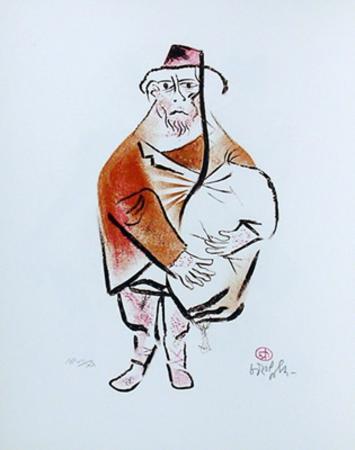 william-gropper-untitled-11-from-the-shtetl-portfolio