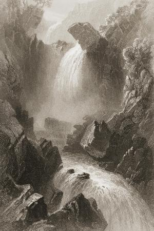 william-henry-bartlett-head-of-the-devil-s-glen-county-wicklow-ireland-from-scenery-and-antiquities-of-ireland-by