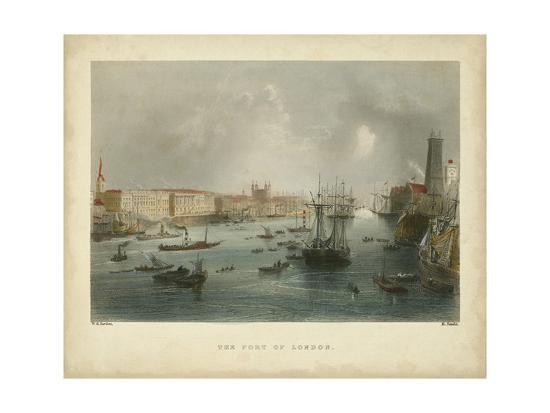 william-henry-bartlett-the-port-of-london