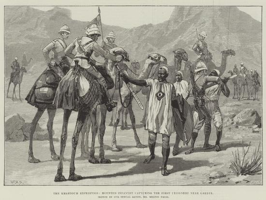 william-heysham-overend-the-khartoum-expedition-mounted-infantry-capturing-the-first-prisoners-near-gakdul