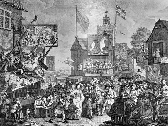 william-hogarth-southwark-fair-1733