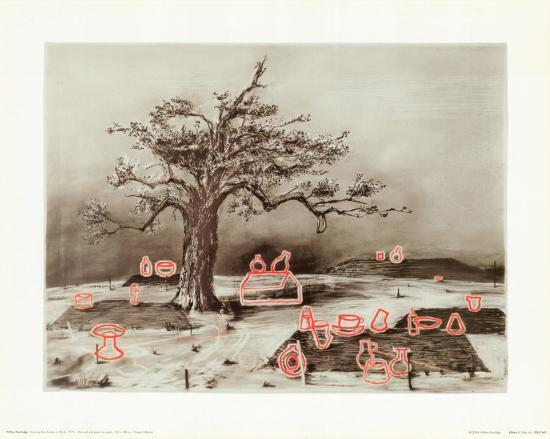 william-kentridge-drawing-from-faustus-in-africa-c-1975