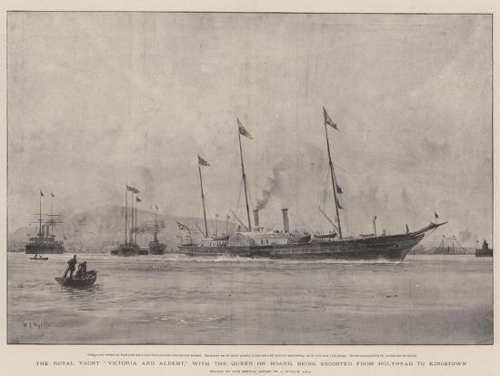 william-lionel-wyllie-the-royal-yacht-victoria-and-albert