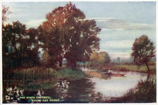 william-matthison-the-river-cherwell-below-the-parks