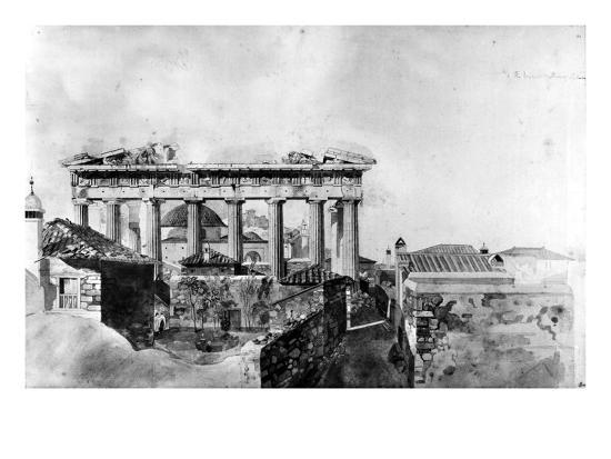william-pars-greece-parthenon-1765
