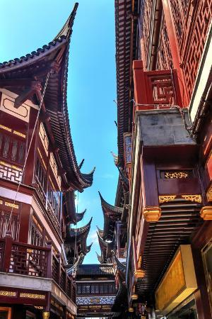 william-perry-old-shanghai-houses-red-roofs-narrow-ally-yuyuan-old-town-shanghai-china
