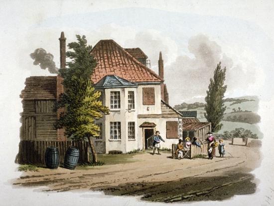 william-pickett-the-farthing-pie-house-inn-on-st-marylebone-new-road-london-c1810