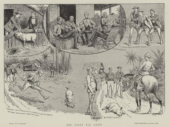 william-ralston-his-first-pig-hunt